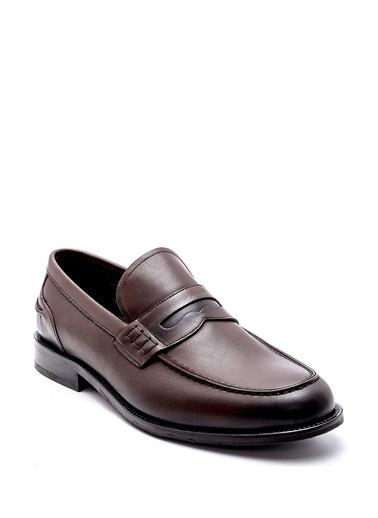 Derimod Hakiki Deri Ayakkabı Kahve